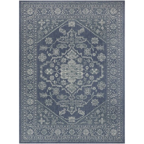 Tapestry Outdoor Rug - Threshold™ - image 1 of 3