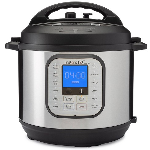 Instant Pot Duo Nova 6 quart 7-in-1 One-Touch Multi-Use Programmable Pressure Cooker with New Easy Seal Lid – Latest Model - image 1 of 4