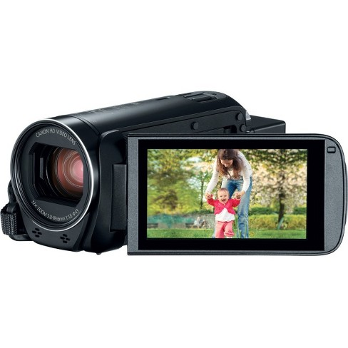 "Canon VIXIA HF R82 Digital Camcorder - 3"" - Touchscreen LCD - CMOS - Full HD - image 1 of 1"
