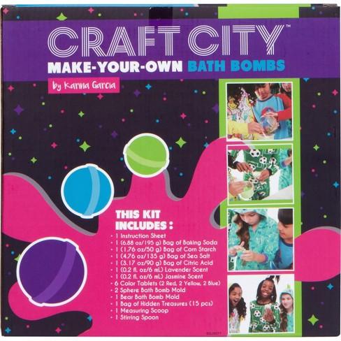 Karina Garcia Make Your Own Bath Bomb Kit Craft City Target