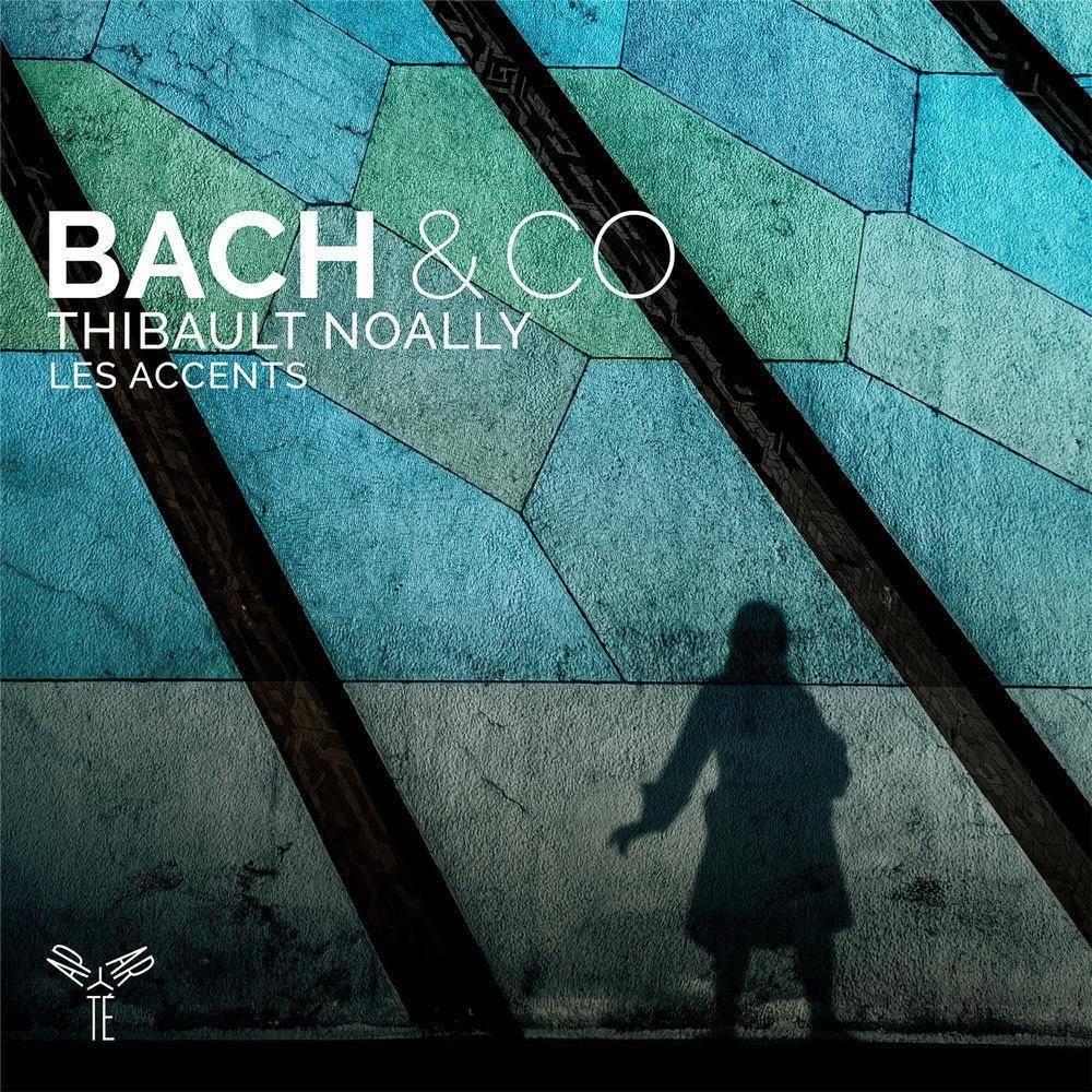 Les Accents Bach Co Cd