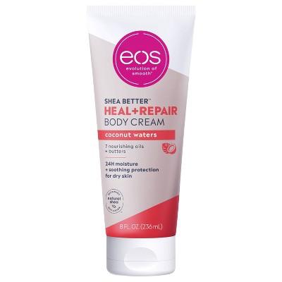 eos Shea Better Body Cream - Coconut Waters - 8 fl oz