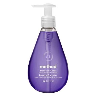 Method French Lavender Hand Soap - 12oz