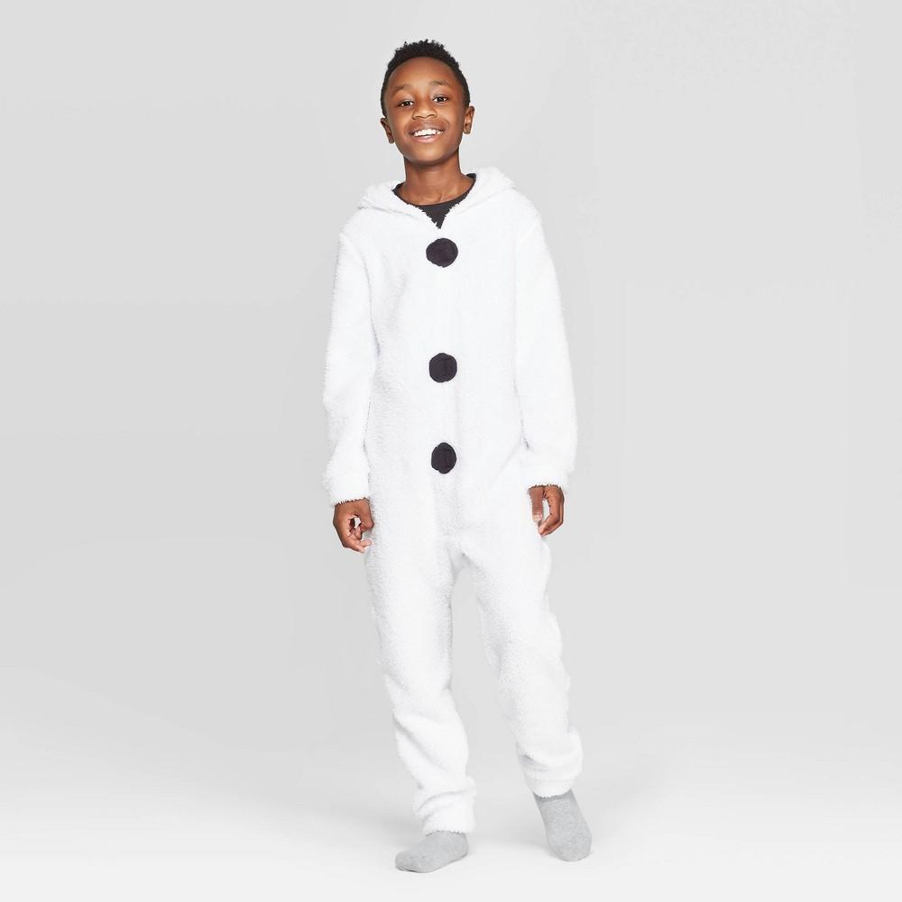 Image of Boys' Frozen Wearable Blanket Sleeper - White 2T, Boy's