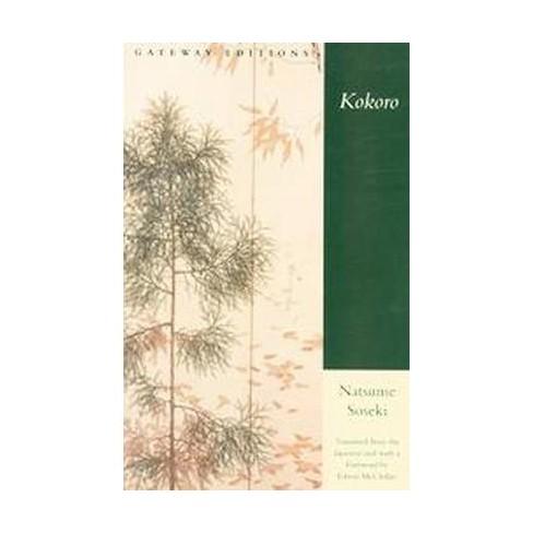 Kokoro - by  Natsume Soseki (Paperback) - image 1 of 1