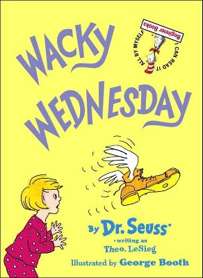 Wacky Wednesday (Beginner Books)(Hardcover)by Dr. Seuss