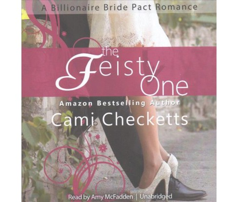 Feisty One (Unabridged) (CD/Spoken Word) (Cami Checketts) - image 1 of 1