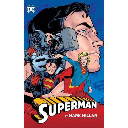 Superman by Mark Millar - (Paperback) - image 1 of 1