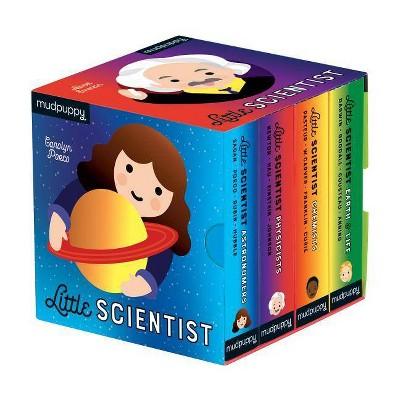 Little Scientist Board Book Set - by  Mudpuppy (Hardcover)