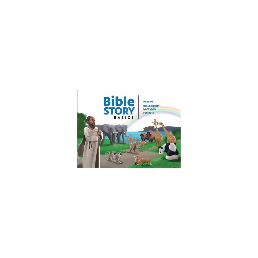 Bible Story Basics Readers Leaflets Fall 2019 - (Paperback)