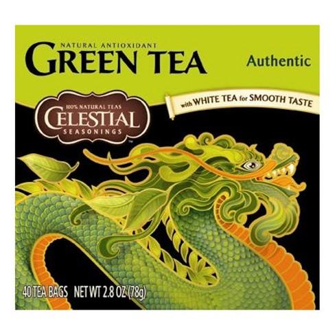 Celestial Seasonings Green Tea 40 ct - image 1 of 1