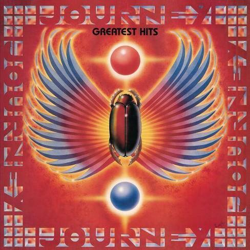 Journey - Greatest Hits Vol 1 (Vinyl) - image 1 of 1