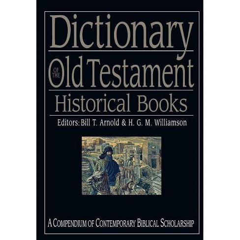 Dictionary of the Old Testament - (Hardcover) - image 1 of 1