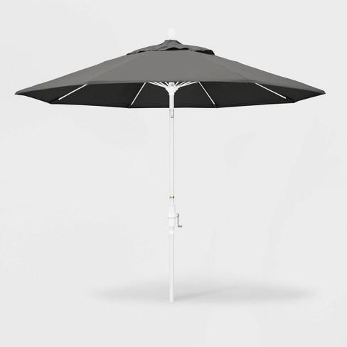 9' Aluminum Tilt Collar Patio Umbrella - California Umbrella - image 1 of 1