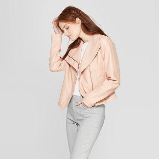 3ba1e7ce53 Womens Long Sleeve Denim Trucker Jeans Jacket – Universal Thread ...