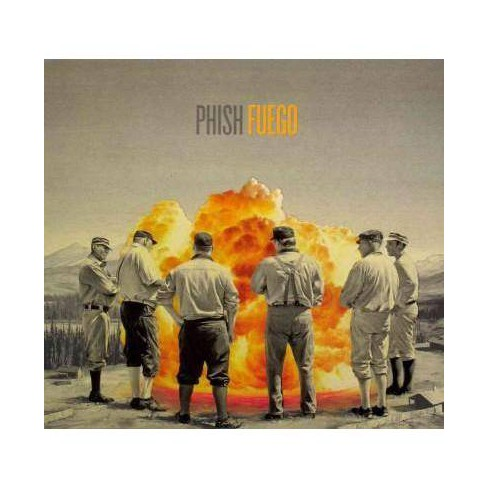 Phish - Fuego (CD) - image 1 of 1