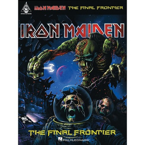 Hal Leonard Iron Maiden - The Final Frontier Guitar Tab songbook - image 1 of 1