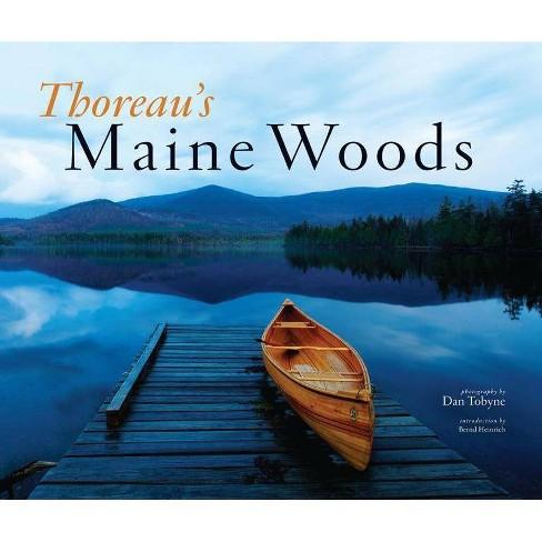 Thoreau's Maine Woods - (Hardcover) - image 1 of 1