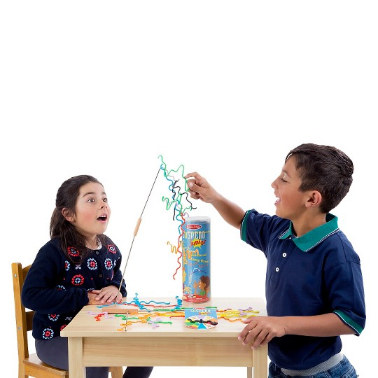 Melissa & Doug Junior Suspend Family Game (37pc) image number null
