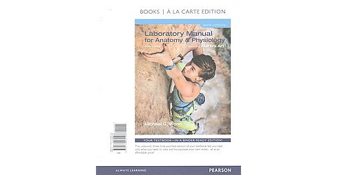 Anatomy & Physiology Featuring Martini Art : Main Version (Lab Manual) (Paperback) (Michael G. Wood) - image 1 of 1