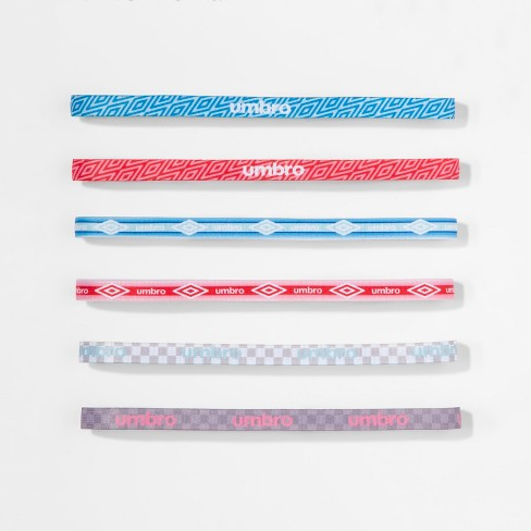 Umbro Headbands - 6pk - image 1 of 1