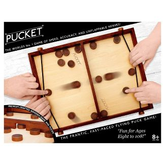 Pucket® - The Frantic, Fast-Paced Flying Puck Game