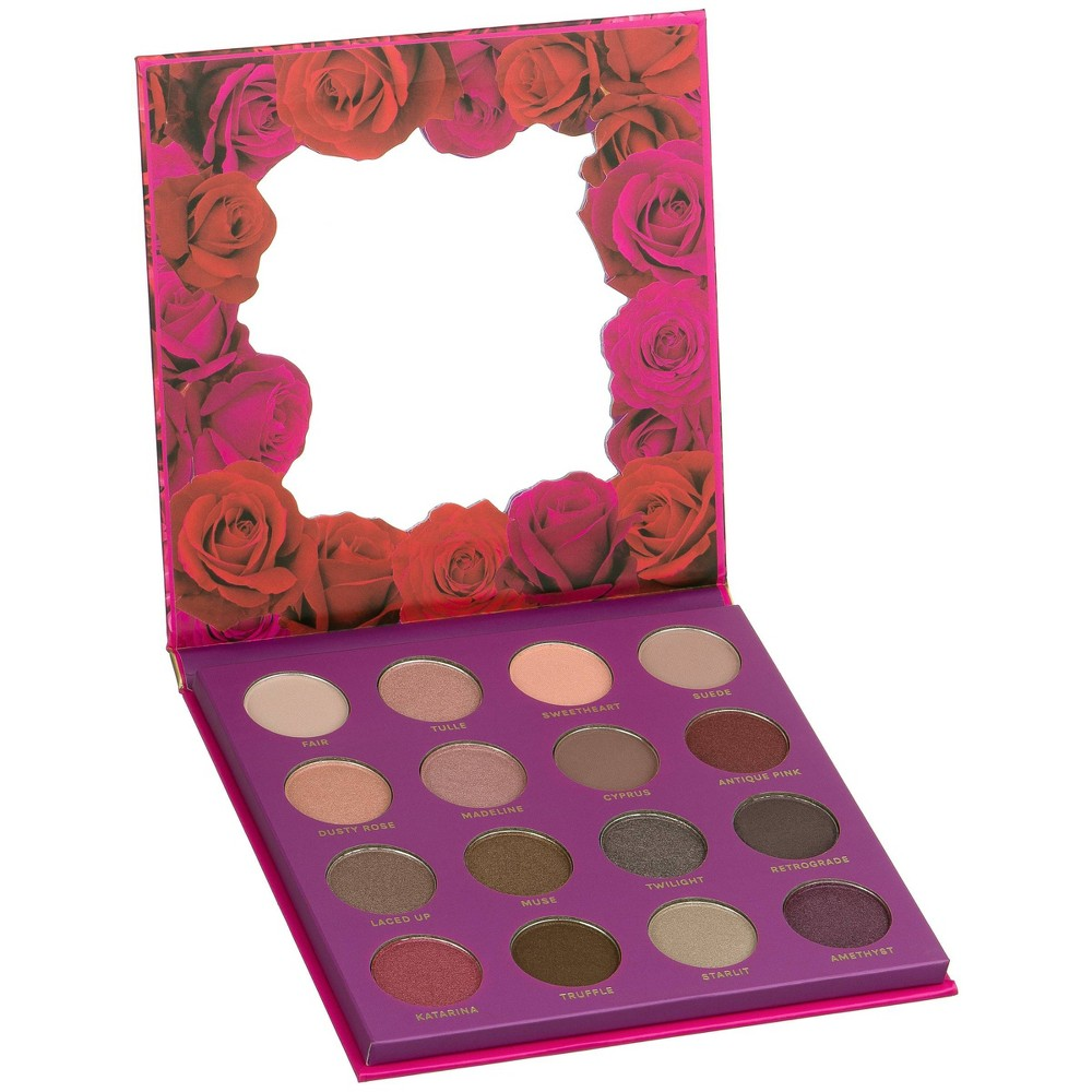 Image of Color Story Eyeshadow Palette Velvet Rose - 0.28oz