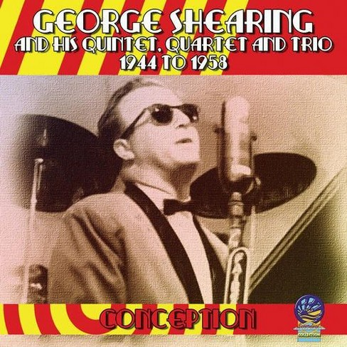 George shearing - Conception (CD) - image 1 of 1