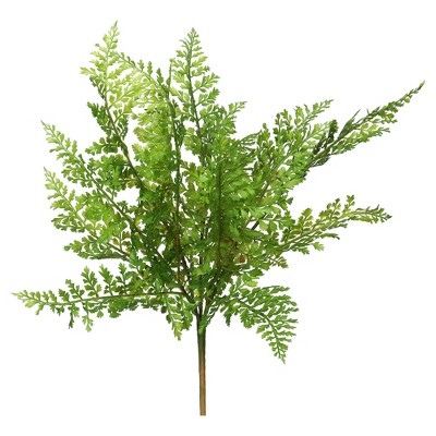 Artificial Fern Stem (18 )Green - Vickerman