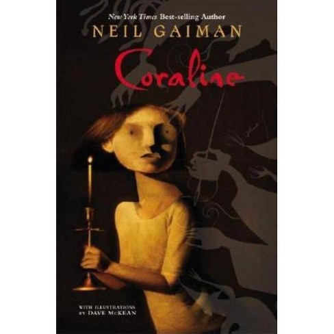 Coraline - by  Neil Gaiman (Hardcover) - image 1 of 1
