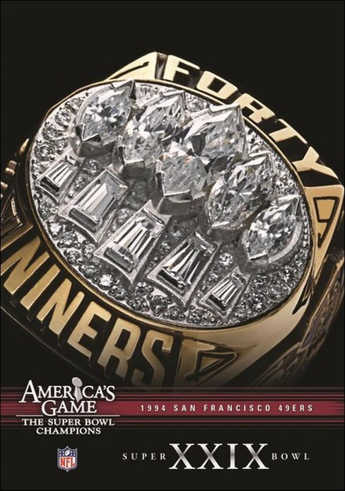 Nfl america's game:1994 49ers (DVD) - image 1 of 1