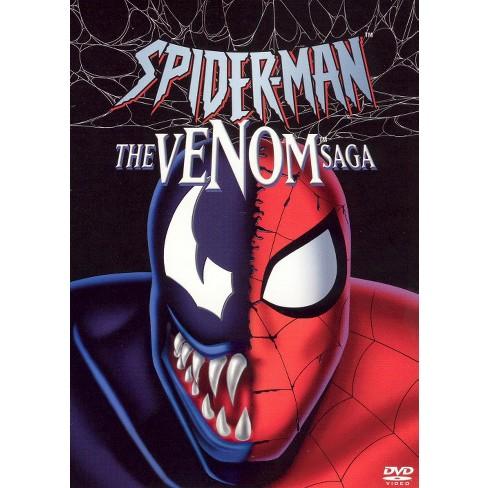 Spider-Man: The Venom Saga (DVD) - image 1 of 1