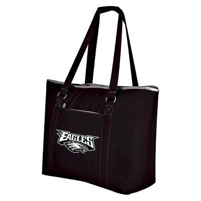 Philadelphia Eagles - Tahoe Cooler Tote by Picnic Time (Black)