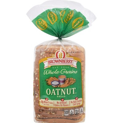 Brownberry Whole Grain Oat Nut Bread - 24oz