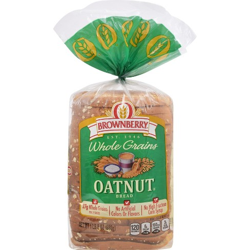 Brownberry Whole Grain Oat Nut Bread - 24oz - image 1 of 4