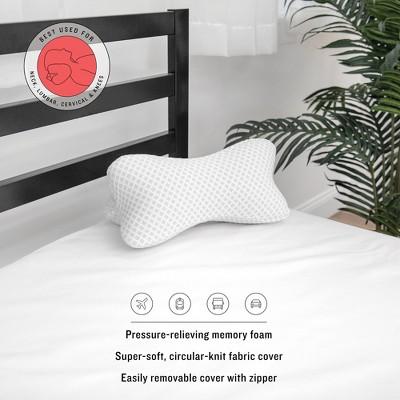 SensorPEDIC Conforming Memory Foam Bone Pillow