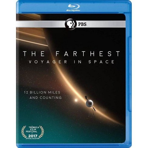 Farthest: Voyage in Space (Blu-ray) - image 1 of 1