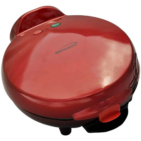 Brentwood Quesadilla Maker- Red - image 1 of 4