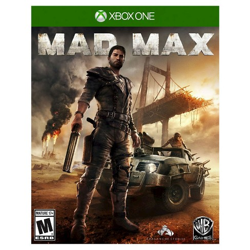 Mad Max PRE-OWNED Xbox One - image 1 of 1