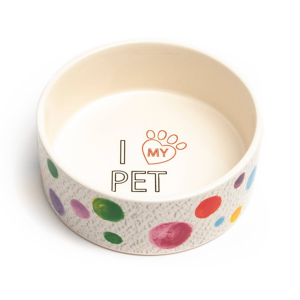 Park Life Designs Boavista Dog Bowl 8 Cup L 8 5 34