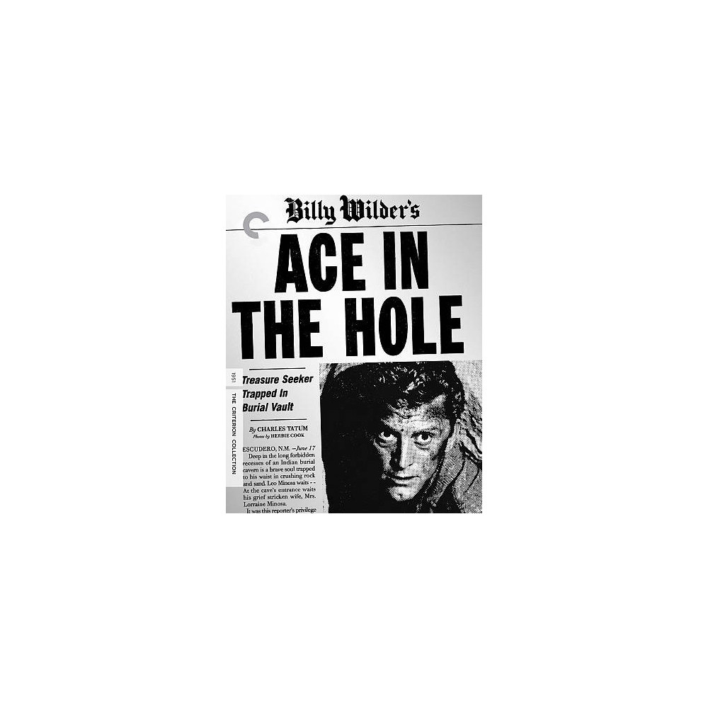 Ace In The Hole (Blu-ray)