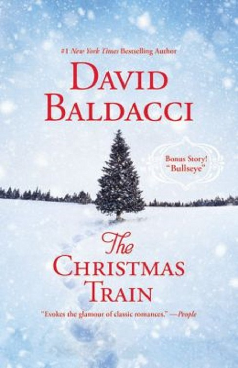 Christmas Train (Paperback) by David Baldacci - image 1 of 1
