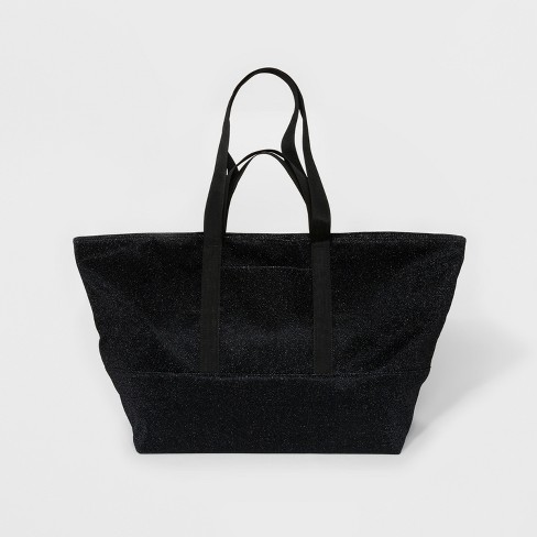 Lurex Tote Handbag - Wild Fable™ Black. Shop all Wild Fable™ 018464b9466de