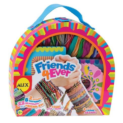 Alex Friends 4 Ever Bracelet Kit - image 1 of 2