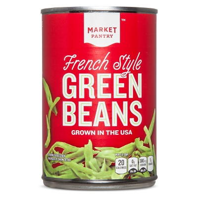 French Style Green Beans 14.5 oz - Market Pantry™
