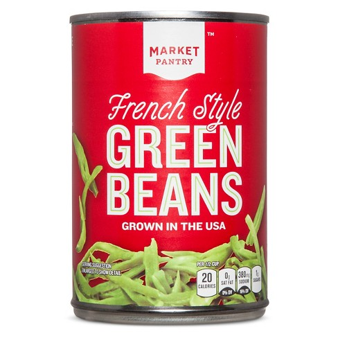 French Style Green Beans 14.5 oz - Market Pantry™ - image 1 of 1