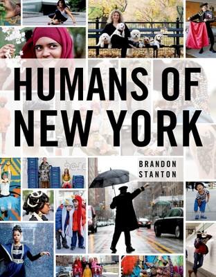 Humans of New York (Hardcover) by Brandon Stanton