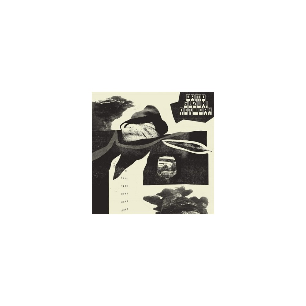 Swiftsure Session - Damo Suzuki Network (Vinyl)