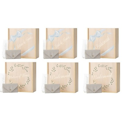 Bridesmaid Gift Boxes Collection Target