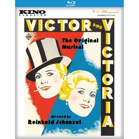 Victor & Victoria (Blu-ray) - image 1 of 1